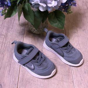 Nike 6C gray sneakers
